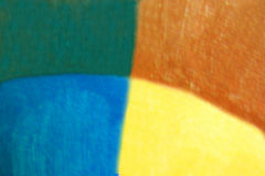 Painted paper. A background of painted paper Royalty Free Stock Images