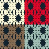 Bright pattern 4. Seamless pattern. Minimalism. Bright Color Stock Photography