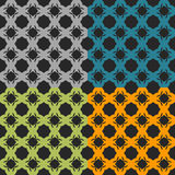 Bright pattern 2. Seamless pattern. Minimalism. Bright Color Royalty Free Stock Image