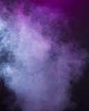 Bright Pink and Blue Fog Royalty Free Stock Photography