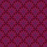 Bright pink and burgundy pattern Royalty Free Stock Photos