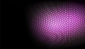 Bright pink dot Abstract background shining light. Vector pattern for website background, wallpaper, screen sever, book cover,laser cutting royalty free illustration
