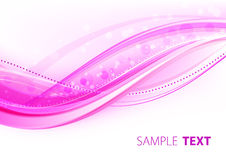 Bright pink elegance Royalty Free Stock Photos