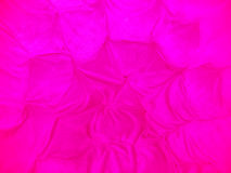 Bright Pink Fabric Background Stock Image