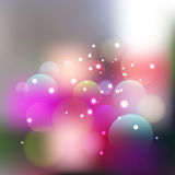 Bright pink gray background. Royalty Free Stock Images