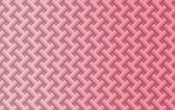 Bright pink smooth intersecting lattice and lines geometric pattern abstract background illustration. High resolution computer generated vector abstract vector illustration