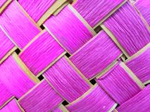 Free Bright Pink Texture Squares In A Wicker Basket Background Stock Photo - 158456000