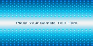 Abstract blue background. Vector illustration. Royalty Free Stock Photo