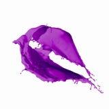 Colour splash Royalty Free Stock Photography