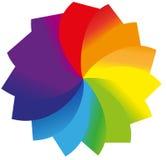 Bright rainbow Royalty Free Stock Photos