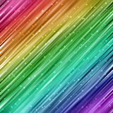 Bright, rainbow background Royalty Free Stock Photography