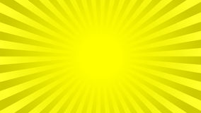 Bright rays background Stock Photography