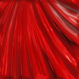 Bright red abstract color Stock Images