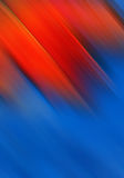 Bright Red And Blue Background Stock Image