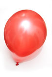 Bright red balloon Royalty Free Stock Images