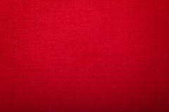 Bright Red Cotton Background Royalty Free Stock Images