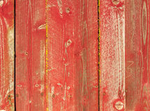 Bright red painted planks royalty free stock photography