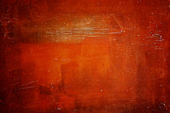 Bright red textured background. Made in grunge style Stock Image