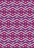 Bright rhythmic textured endless pattern, symmetric continuous Royalty Free Stock Image
