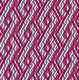 Bright rhythmic textured endless pattern, vertical continuous in Stock Photos
