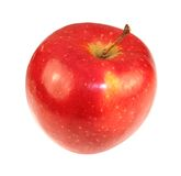 Bright ripe apple Royalty Free Stock Images