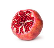 Bright Ripe Delicious Juicy Pomegranate Royalty Free Stock Images