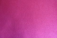 Bright ruby fleece fabric from above. Bright ruby red fleece fabric from above Royalty Free Stock Photo
