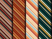 Bright Sample Of Seamless Fabrics Royalty Free Stock Photography