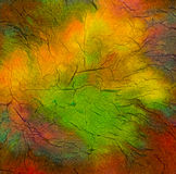Bright and saturated abstract background. Bright and saturated color abstract background Stock Photography