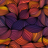 Bright seamless floral pattern Royalty Free Stock Photo