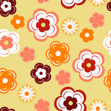 Bright seamless pattern Royalty Free Stock Photography