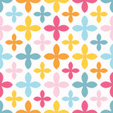 Bright seamless pattern. Endless texture Royalty Free Stock Images