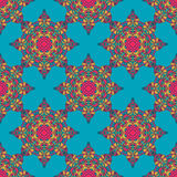 Bright seamless pattern Royalty Free Stock Photos