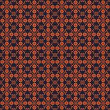 Bright seamless pattern with flowers Royalty Free Stock Photography