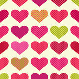 Bright seamless pattern Stock Photos