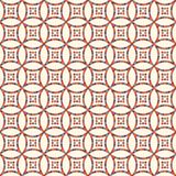 Bright seamless pattern with repeated circles. Bubble motif. Geometric abstract background. Modern surface texture. Bright seamless pattern with repeated Royalty Free Stock Photography