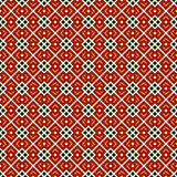 Bright seamless pattern with repeated geometric forms. Ornamental abstract background. Ethnic and tribal motifs. Stock Images