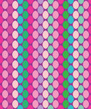 Bright seamless texture. Pattern of the elements stock illustration