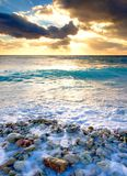 Bright seascape Stock Photography