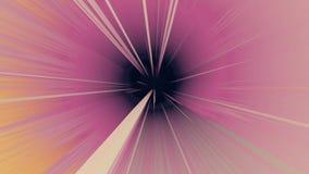 Bright Shades Of Purple Color Explosion - Closeup