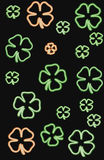 Bright Shamrocks Royalty Free Stock Photo