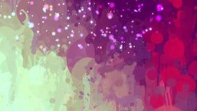 Bright shine brush strokes background. Stock Images