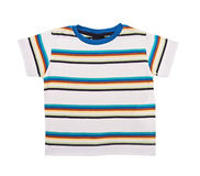 Bright shirt with a short sleeve Royalty Free Stock Photography