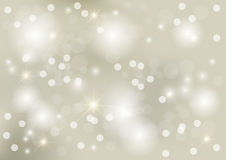Bright silver dot background Stock Images