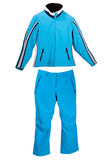 Bright ski Sports suit Stock Images