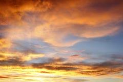 Bright sky Royalty Free Stock Photos