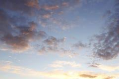 Bright sky Royalty Free Stock Photo