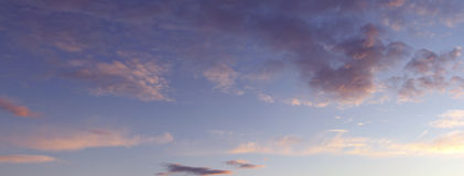 Bright sky Royalty Free Stock Image