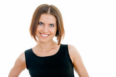 Bright smile Royalty Free Stock Image