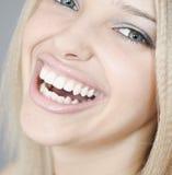 Bright smile Stock Photo